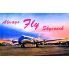 Airplane Skycoach Auto Ca