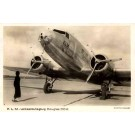 KLM Airways Airplane RP Netherlands