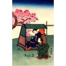 Japanese Art Nouveau Carriage