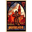 Aquilaia Travel Poster Italian
