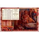 King Knight 1904 Calendar Typewriter