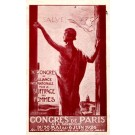 Suffrage Congress 1926 Paris