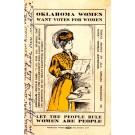 Suffragist Oklahoma Women