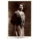 British Woman Suffragist Real Photo