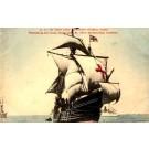 Columbus Ship Santa Maria Japanese Karl Lewis