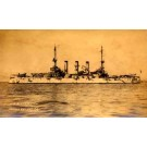 Great White Fleet Battleship in Philippines RP