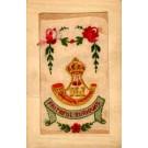 Embroidered Silk Durhams Novelty