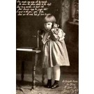 NJ Jersey City Blind Girl on Phone Poem