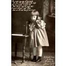 NJ Jersey City Blind Girl on Phone Poem
