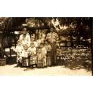 Seminole Indians Children RP FL