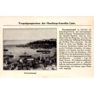 Hamburg-America Line Constantinople Turkey