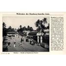 Ship Hamburg-America Line India Bombay