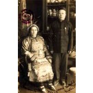 Chinese Family PPIE 1915 Real Photo