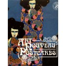 Art Nouveau Postcards (English)